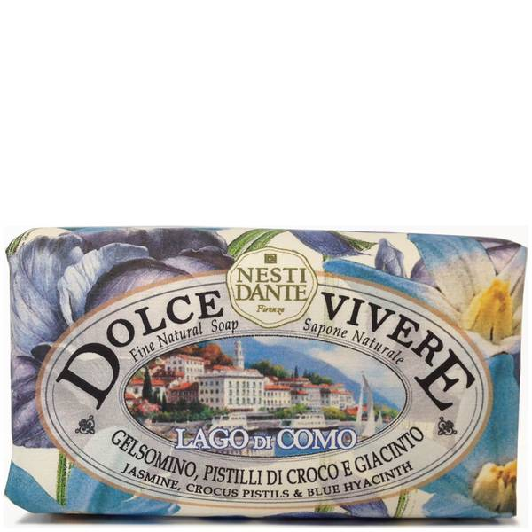 Nesti Dante 甜蜜之旅系列沐浴皂 250g | 科莫湖