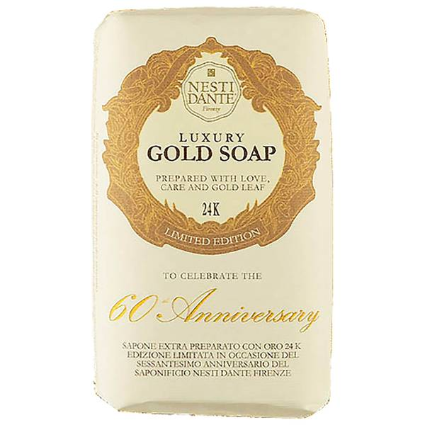 Nesti Dante 金叶系列天然皂 250g