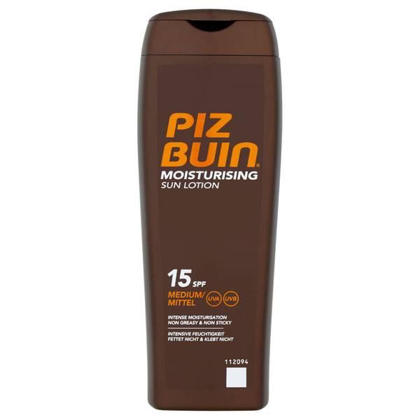 Piz Buin 保湿系列防晒乳 | 中度 SPF15 200ml