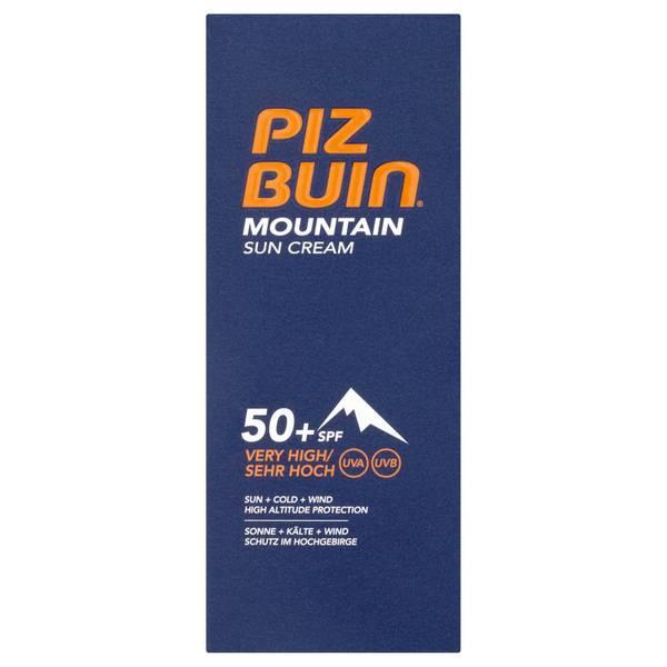 Piz Buin 登山用防晒霜 | 极高度 SPF50+ 50ml