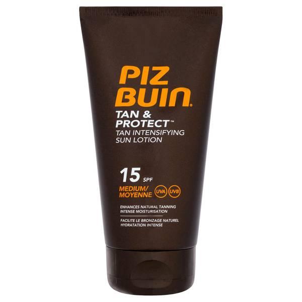 Piz Buin 美黑防晒系列助晒乳 | 中度 SPF15 150ml