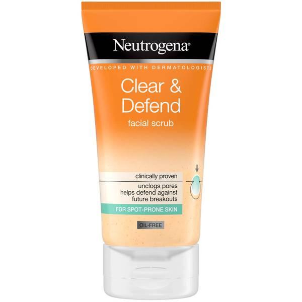 Neutrogena 露得清 Visibly Clear 皮肤去角质磨砂膏
