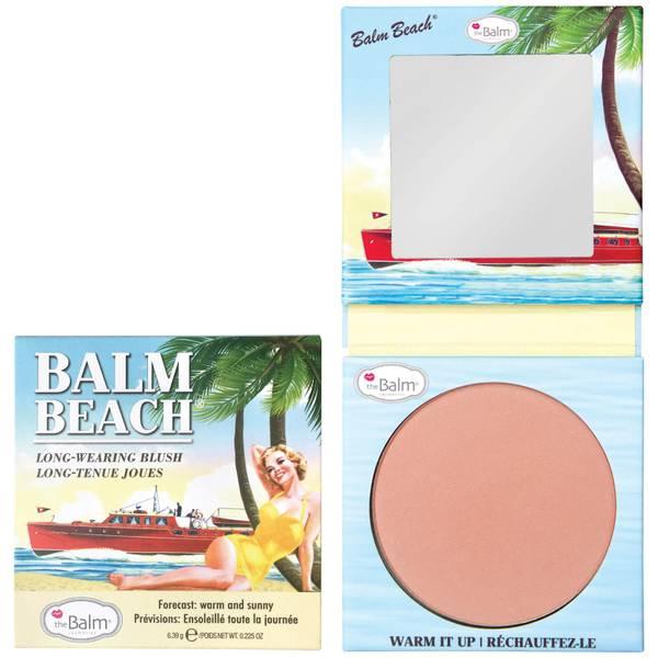 theBalm Balm Beach Long Wearing Blush - Warm and Sunny