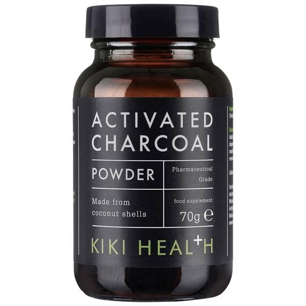 KIKI Health 活性炭粉 70g