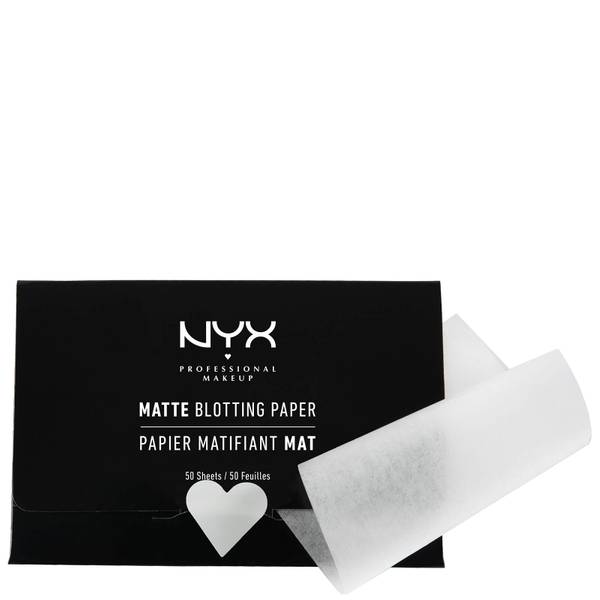 NYX 无光吸油纸