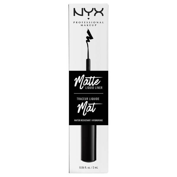 NYX 哑光质感液体眼线笔 黑色