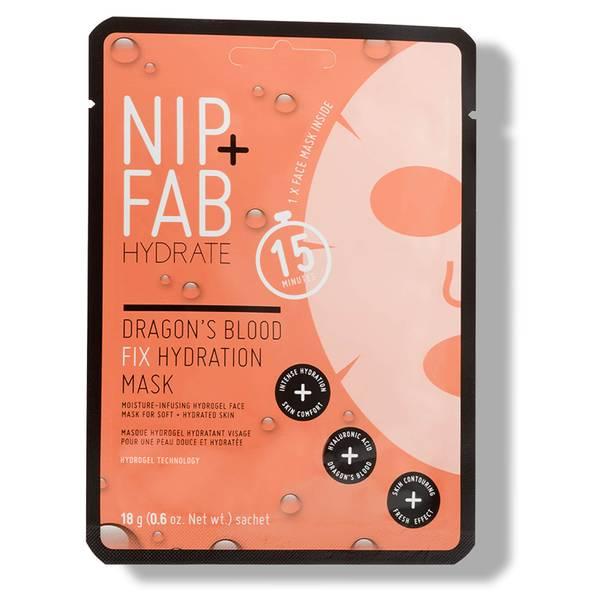 NIP + FAB 龙血修护水润面膜 18g
