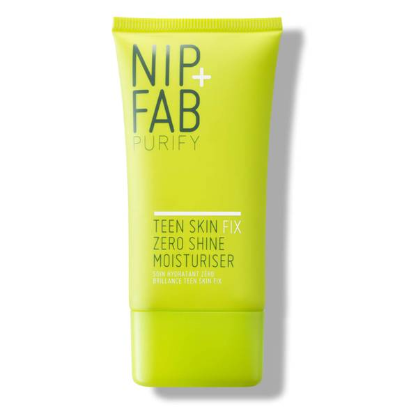 NIP + FAB 青少年祛痘零油光保湿乳|40ml