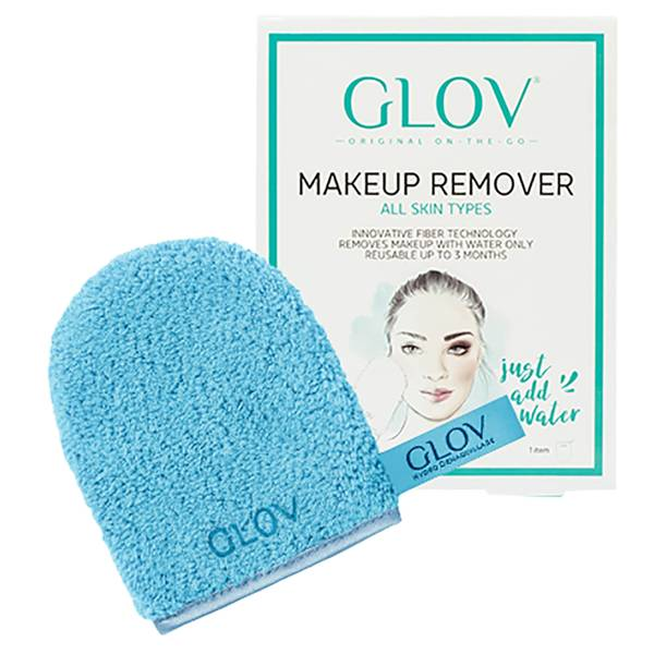 GLOV 懒人清水卸妆巾 | 活力蓝