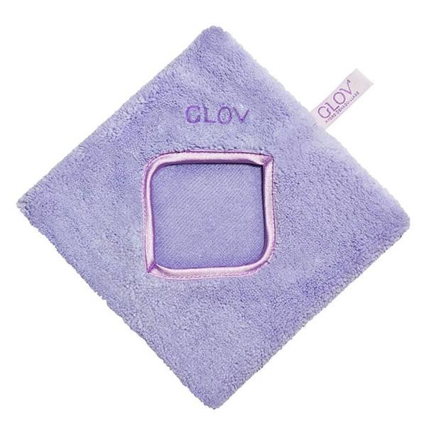 GLOV 舒适款清水卸妆巾   莓果紫