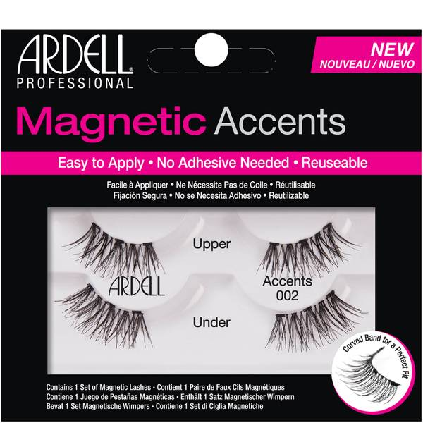 Ardell Magnetic Lash 磁性粘合自然妆效假睫毛 | 002 款