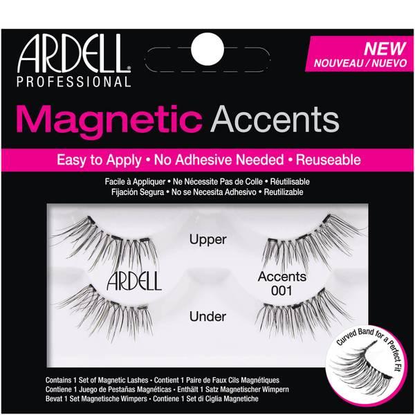 Ardell Magnetic Lash 磁性粘合自然妆效假睫毛 | 001 款