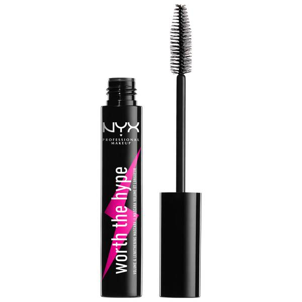 NYX Professional Makeup Worth the Hype丰盈睫毛膏