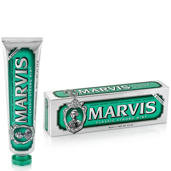 Marvis 经典浓郁薄荷牙膏 85ml