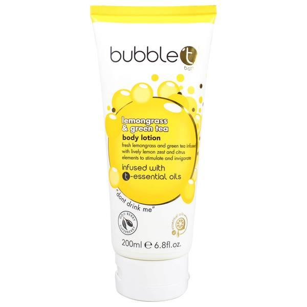 Bubble T 柠檬草绿茶身体乳液 200ml