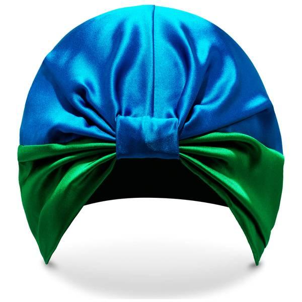 SILKE The Isla 束发套 - 蓝色和绿色