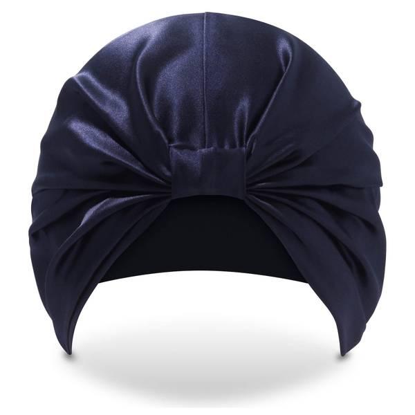 SILKE The Kate 束发套 - 海军蓝