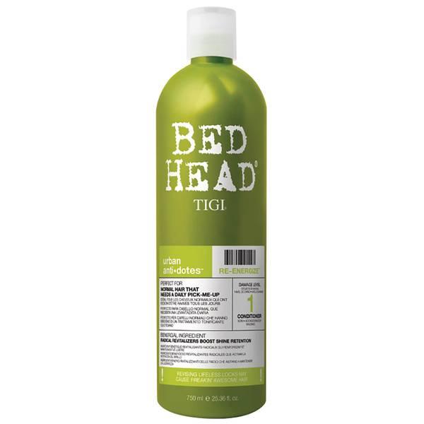TIGI Bed Head 都市排毒焕活日间护发素 750ml   针对正常发质