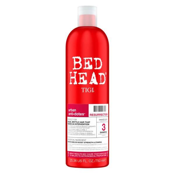 TIGI Bed Head 都市净化赋活修护洗发水