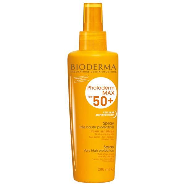 Bioderma Photoderm Light Sunscreen Spray SPF50+ 200ml
