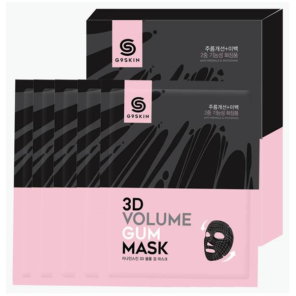 G9SKIN 3D 紧肤面膜 23ml