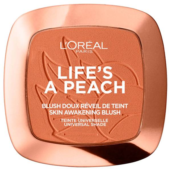 L'Oréal Paris Blush Powder - Lifes a Peach 9g