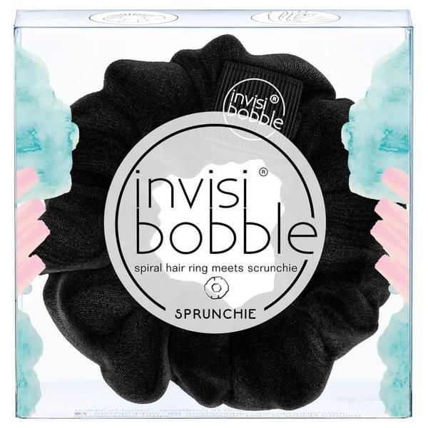 invisibobble Sprunchie Spiral 发圈 - True Black 纯黑色
