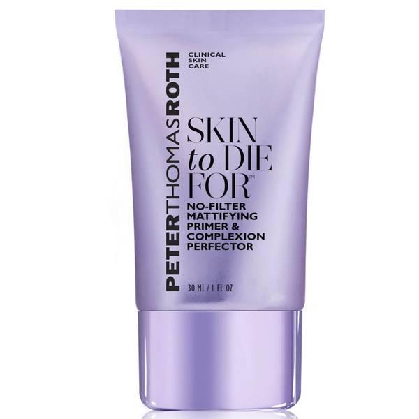 彼得罗夫 Skin to Die For 无滤镜控油持效妆前乳和肤色调理剂 30ml