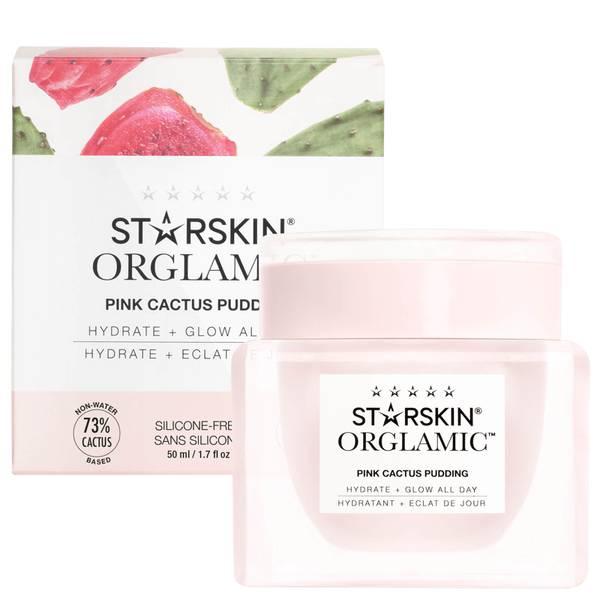 STARSKIN 粉色仙人掌布丁面霜