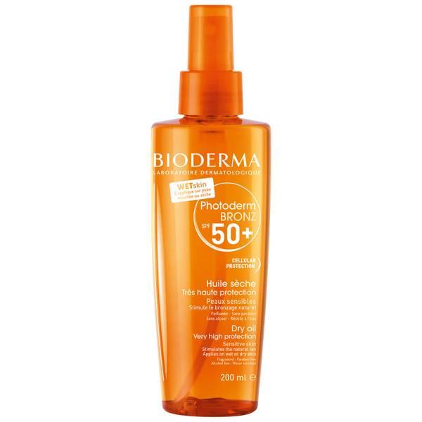 Bioderma Photoderm Tan-Enhancing Dry Oil SPF50 200ml