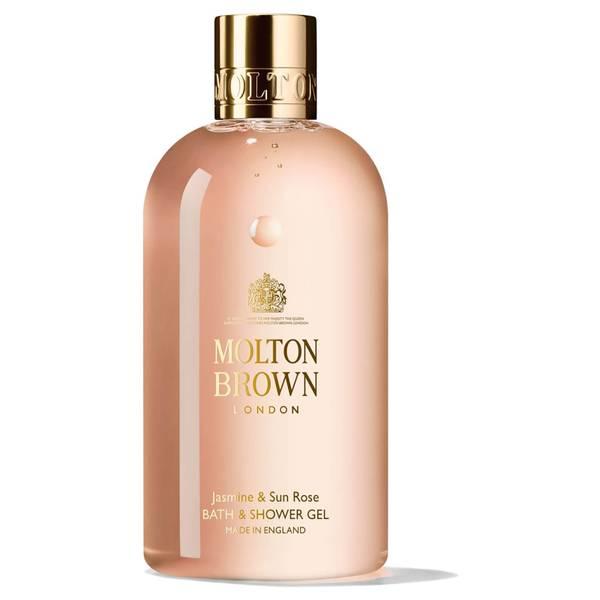 Molton Brown 茉莉太阳玫瑰沐浴露