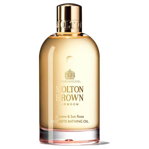 Molton Brown 茉莉太阳玫瑰沐浴油