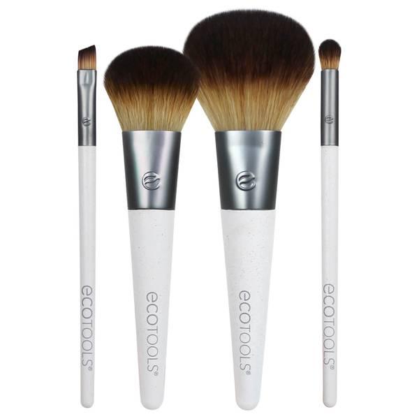 EcoTools 旅途之乐化妆刷套装