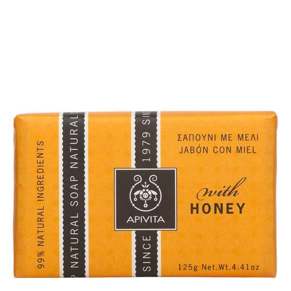 APIVITA 天然皂 - 蜂蜜 125g