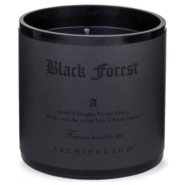 Archipelago Botanicals 黑森林香薰三芯加大蜡烛 1630g丨专享版