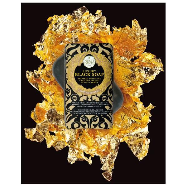 Nesti Dante 奢华系列黑色洁肤皂 250g