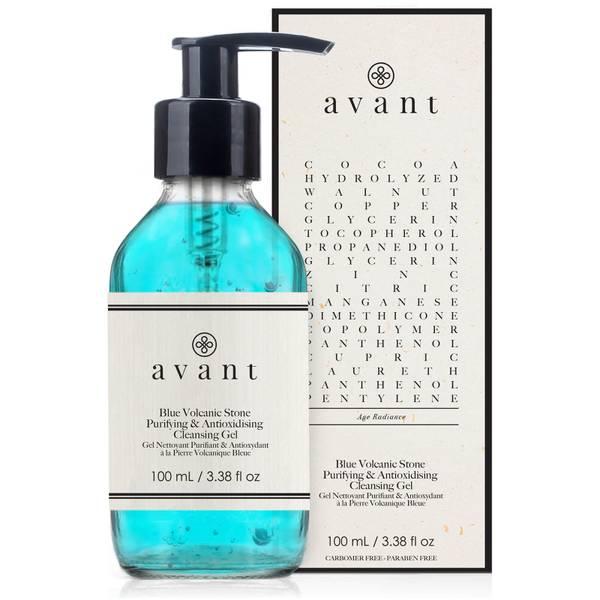 Avant Skincare 蓝色火山石净化及抗氧洁面啫喱 100ml