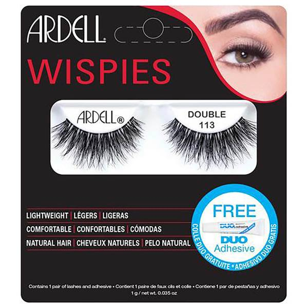 Ardell 假睫毛 | Double Wispies 113