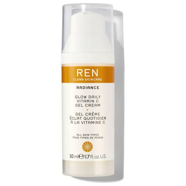 REN Clean Skincare 每日亮肤维生素 C 啫喱霜 50ml