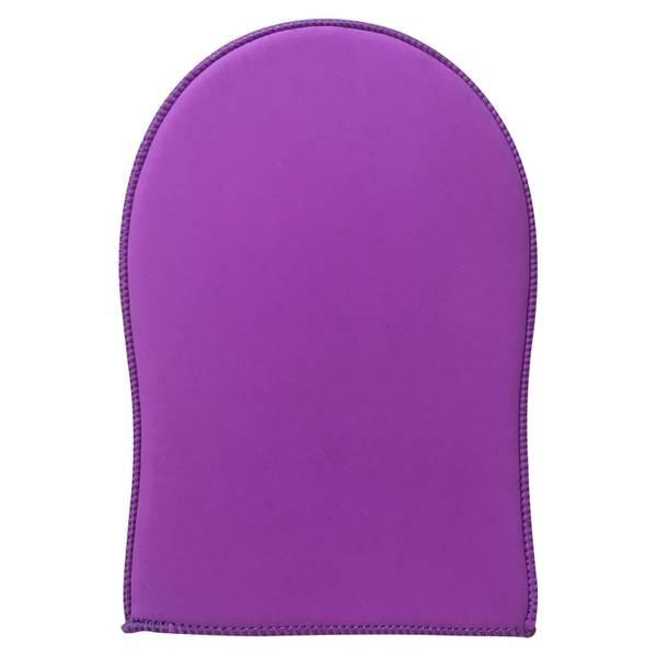 MineTan 海绵美黑涂抹手套 120g | 紫色