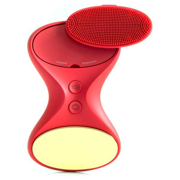 BeGlow 限量版多效声波护肤仪 - 红色