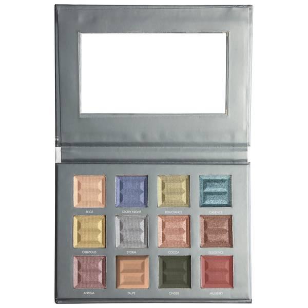 Bellapierre Cosmetics 12 色珍宝彩妆盘
