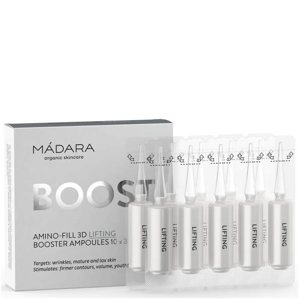 MÁDARA 氨基酸丰盈立体提拉安瓶 10 x 3ml
