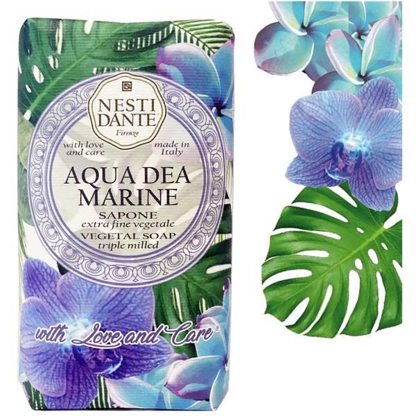 Nesti Dante Aqua Dea Marine 7 号香皂 250g