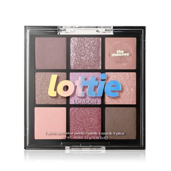 Lottie London Palette Mix - The Mauves 7.2g