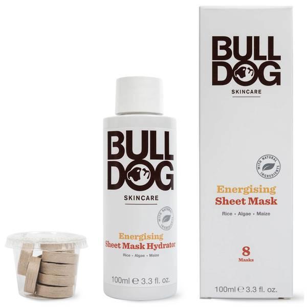Bulldog 能量焕发面膜 100ml