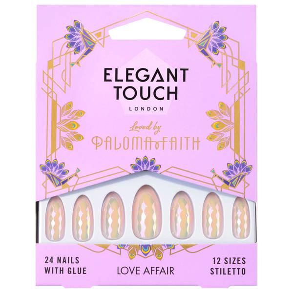 Elegant Touch X Paloma Faith 合作款假指甲 | 风流韵事