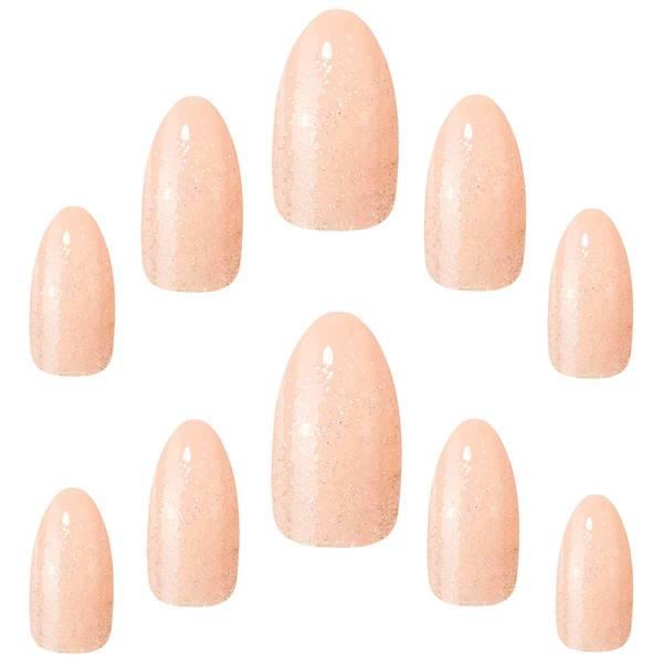 Elegant Touch Wild Nudes Nails - You Glow, Girl!
