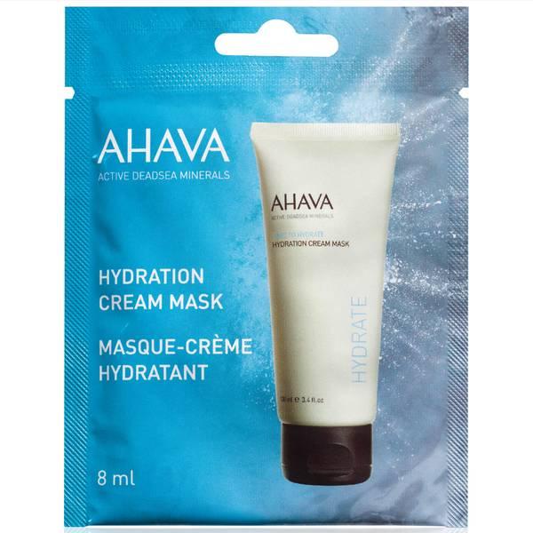 AHAVA Single Use Hydration Cream Mask 8ml