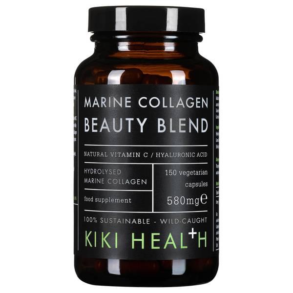 KIKI Health 海洋胶原蛋白美肌纯素胶囊 | 150 粒
